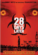 28 Days Later Video Cover