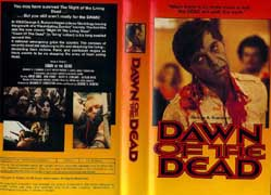 Dawn Of The Dead Video Cover 12