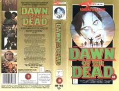 Dawn Of The Dead Video Cover 6