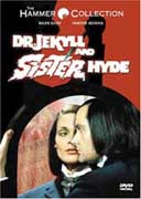 Dr. Jekyll And Sister Hyde Video Cover 1