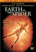 Earth Vs. The Spider Video Cover