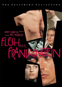 Flesh For Frankenstein Video Cover