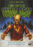 Hell Of The Living Dead Video Cover