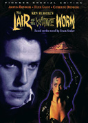 The Lair Of The White Worm Video Cover