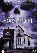 The Last House On The Left Video Cover 2