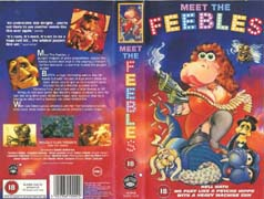 Meet The Feebles English Video Cover