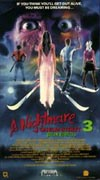 A Nightmare On Elm Street 3: Dream Warriors Video Cover