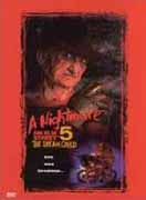 A Nightmare On Elm Street 5: The Dream Child Video Cover 1