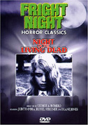 Night Of The Living Dead (1968) Video Cover