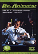 Re-Animator Video Cover