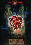 The Return Of The Living Dead Video Cover