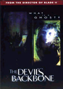 The Devil's Backbone Video Cover