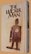 The Wicker Man Limited Edition DVD Wooden Box