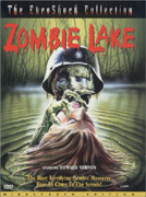 Zombie Lake Video Cover