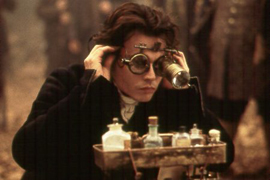 Johnny Depp in the role...