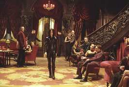 The vampires mansion...