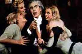 Dracula - old and horny...