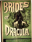 The Brides Of Dracula Poster 3