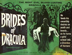 The Brides Of Dracula Poster 4