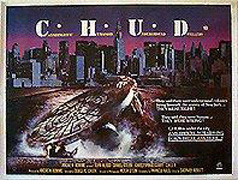 C.H.U.D. (Cannibalistic Humanoid Underground Dwellers) Poster 2