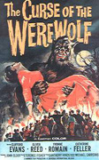 The Curse Of The Werewolf Poster 3