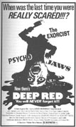 Deep Red Poster 2