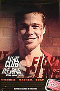 Fight Club Poster 3