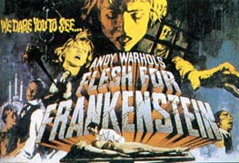Flesh For Frankenstein Poster 3