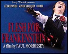 Flesh For Frankenstein Poster 5