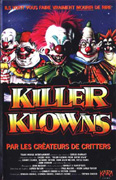 Killer Klowns From Outer Space Poster 1