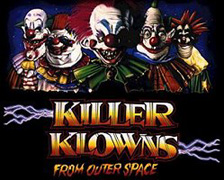 Killer Klowns From Outer Space Poster 2
