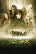 The Lord Of The Rings: The Fellowship Of The Ring Poster 1