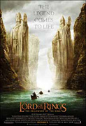 The Lord Of The Rings: The Fellowship Of The Ring Poster 2