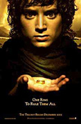 The Lord Of The Rings: The Fellowship Of The Ring Poster 3