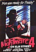 A Nightmare on Elm Street 4: The Dream Master Poster 2