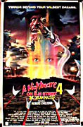 A Nightmare on Elm Street 4: The Dream Master Poster 3
