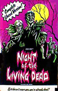 Night Of The Living Dead (1968) Poster 2