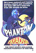 Phantom Of The Paradise Poster 1