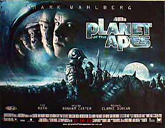 Planet Of The Apes 2001 Poster 2