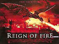 Reign Of Fire Poster 2
