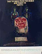 The Return Of The Living Dead Poster 3