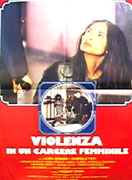 Violence In A Women's Prison Poster 4